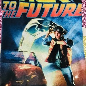 Back to the Future (Forever 21) Muscle Tee